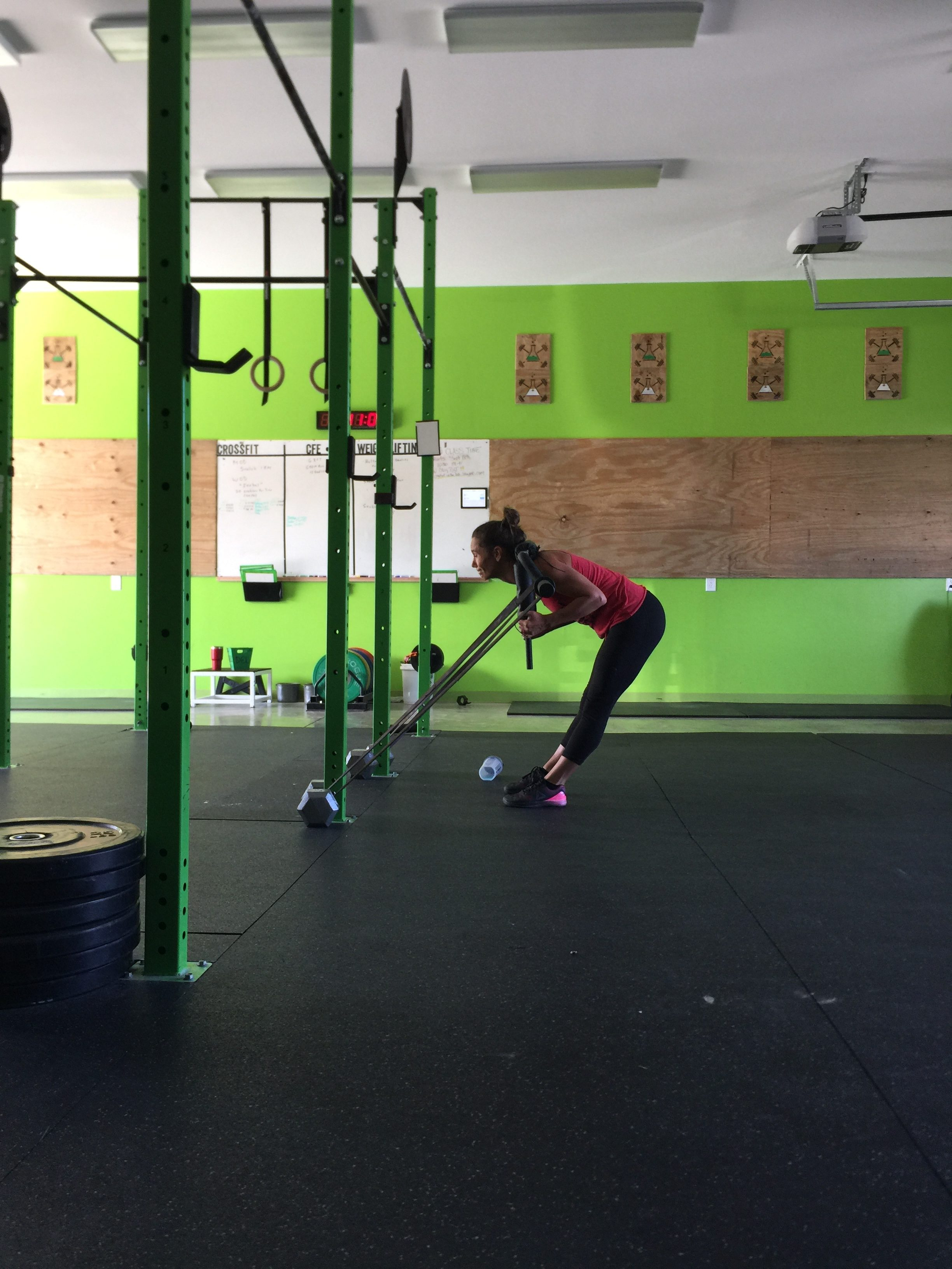 Ligament and Tendon Training - CrossFit DCL